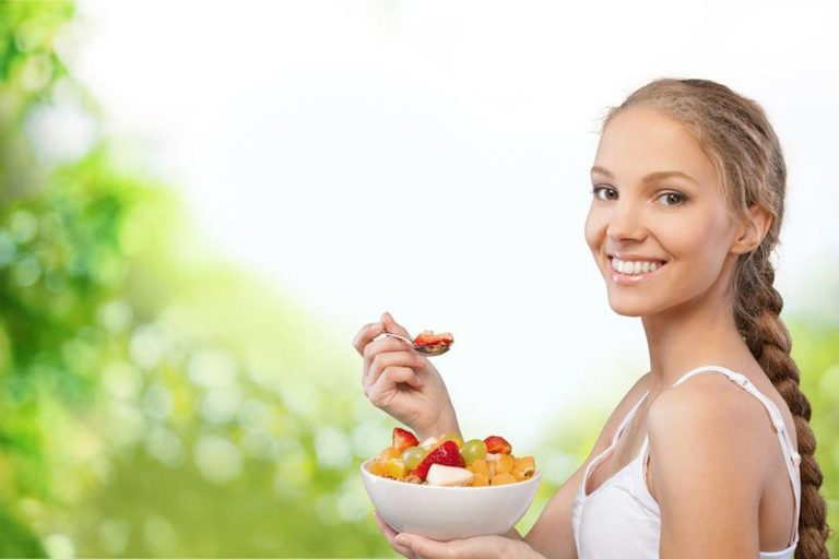 Consume Healthy Foods to Promote Vitality and Wellness
